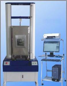 高低温电脑伺服拉力试验机